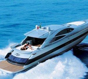 Pershing Yacht SILVER SEA - Main