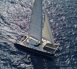 Rose of Jericho yacht - Photo Nicolas Claris
