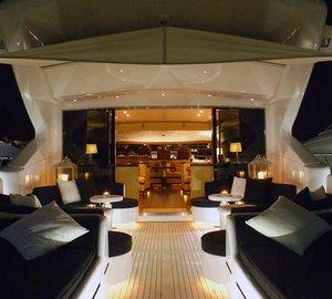 SAMOA BAY - Aft Deck