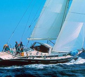Sail Yacht ALINA -   Main