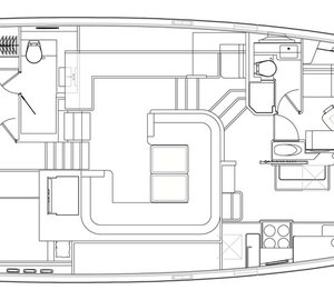 Sailing Yacht FIREBIRD - Layout