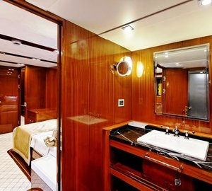 Sailing yacht GLORIOUS -  Guest Ensuite