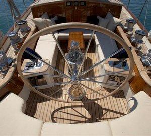 Sailing yacht KEALOHA -  Deckhouse 2