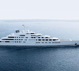 Yacht azzam a 180m lurssen superyacht charterworld for Lurssen yacht genova