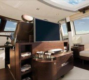 Yacht GISSY -  Salon TV