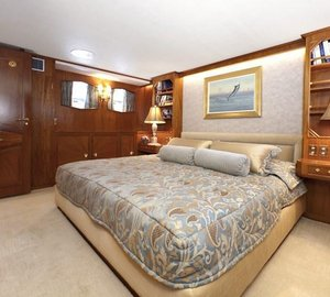 Yacht IMPETUOUS -  Master Cabin