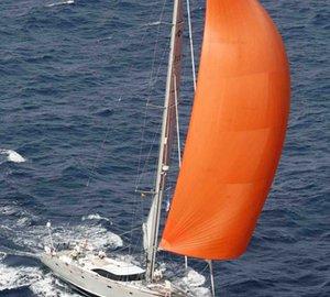 Yacht LUSKENTYRE -  On Charter
