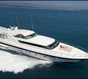 Yacht MACH ONE - Main