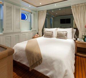 Yacht PERLE BLEUE  - Guest Cabin 2