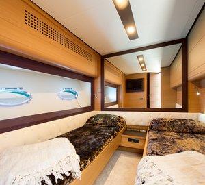 Yacht SHALIMAR 22m - Twin