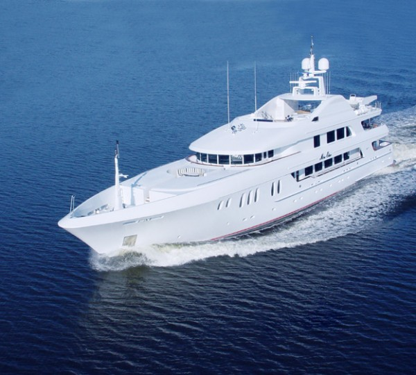 See The Entire List of Luxury Yachts 55m (180 ft) In Length