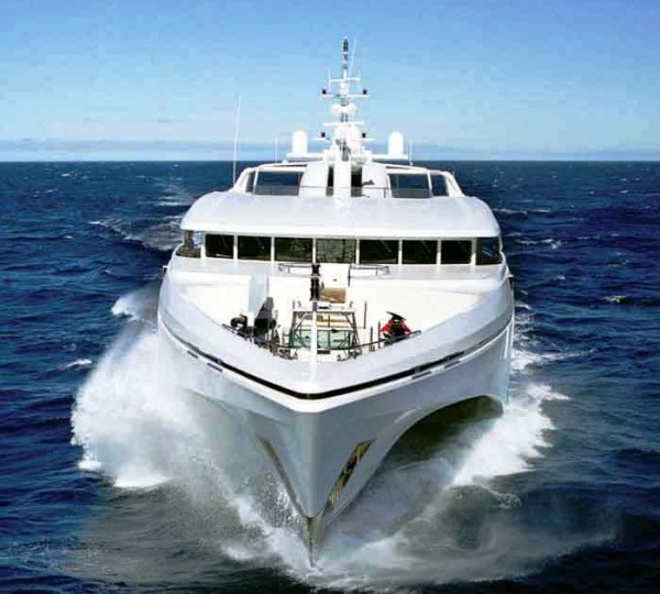 yacht white rabbit echo  north west bay ships pty  nwbs