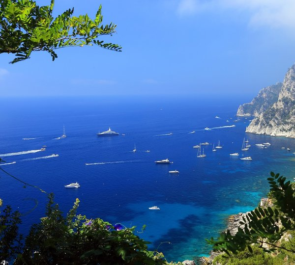 Naples Capri Yacht Charter Complete 201920 Guide By Charterworld