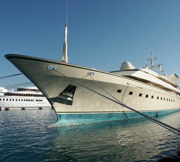 See The Full List Of Superyachts Launched In 1980 | CharterWorld