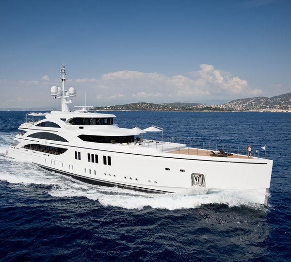 The monaco yacht show for luxury yachts the complete for Lurssen yacht genova