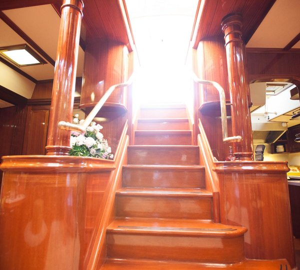 Room Image Gallery - Engine Room - Twin Guest Room – Luxury Yacht ...