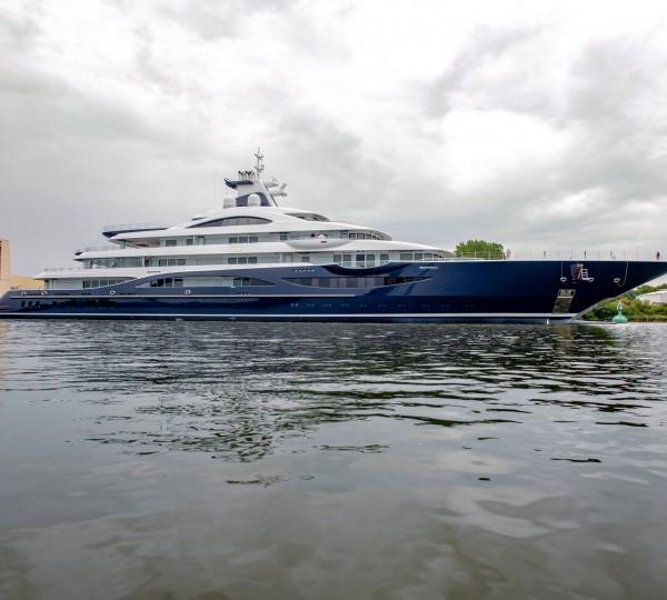 Lurssen Yachts   CHARTERWORLD Luxury Yachts For Charter