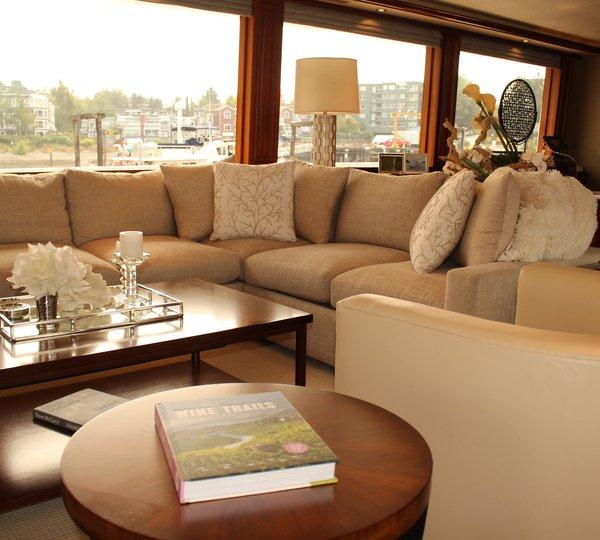 Antares Yacht Charter Details Westport