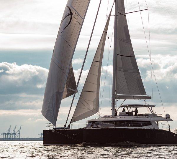 Current Top 10 Largest Catamarans For Charter | CharterWorld