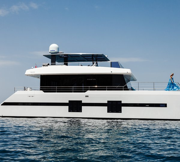 Sunreef Yachts For Charter and Luxury Catamarans