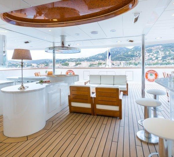 Legend Yacht Charter Details Ihc Verschure Icon Yachts Charterworld Luxury Superyachts