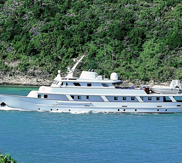 A List Of Classic Motor Yachts That Are Available For Your