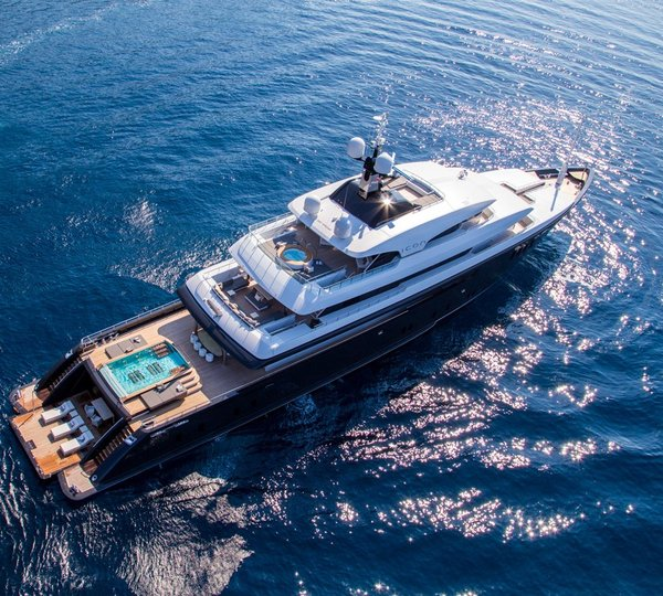 Icon Yachts in Holland builds customised superyachts and