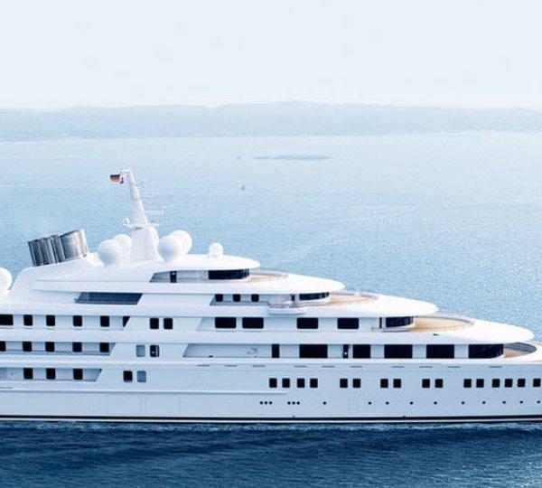 Yacht Azzam A 180m Lurssen Superyacht Charterworld Luxury