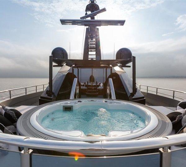 Yacht OKTO, ISA   CHARTERWORLD Luxury Superyacht Charters