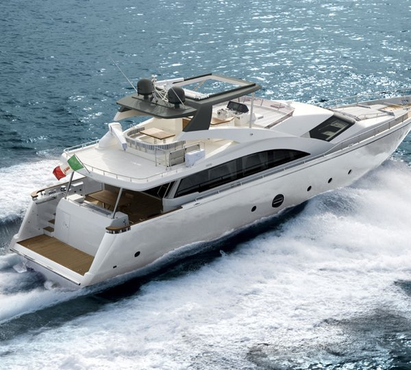 Aicon Yachts is an Italian luxury motor yacht builder and