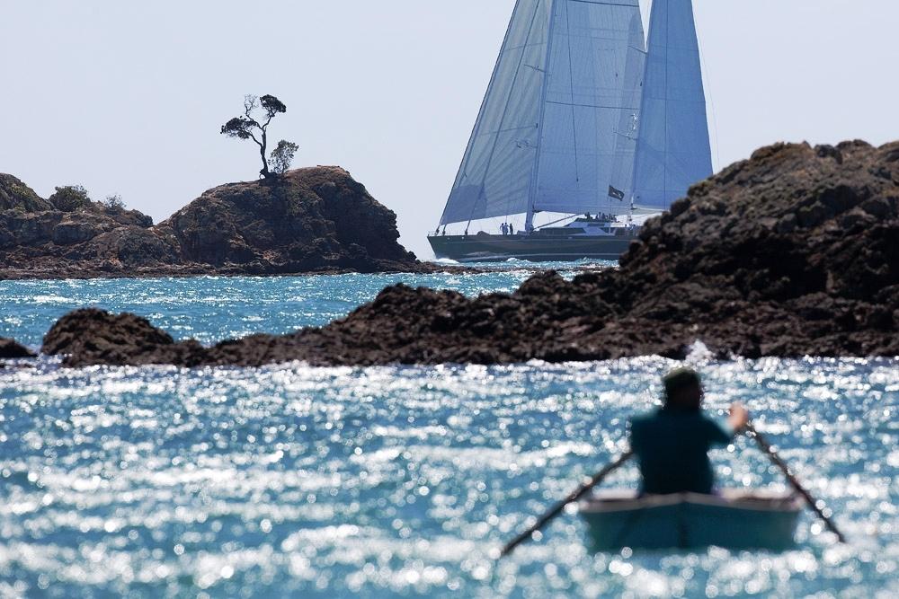 Sailing yacht Drumbeat (2)
