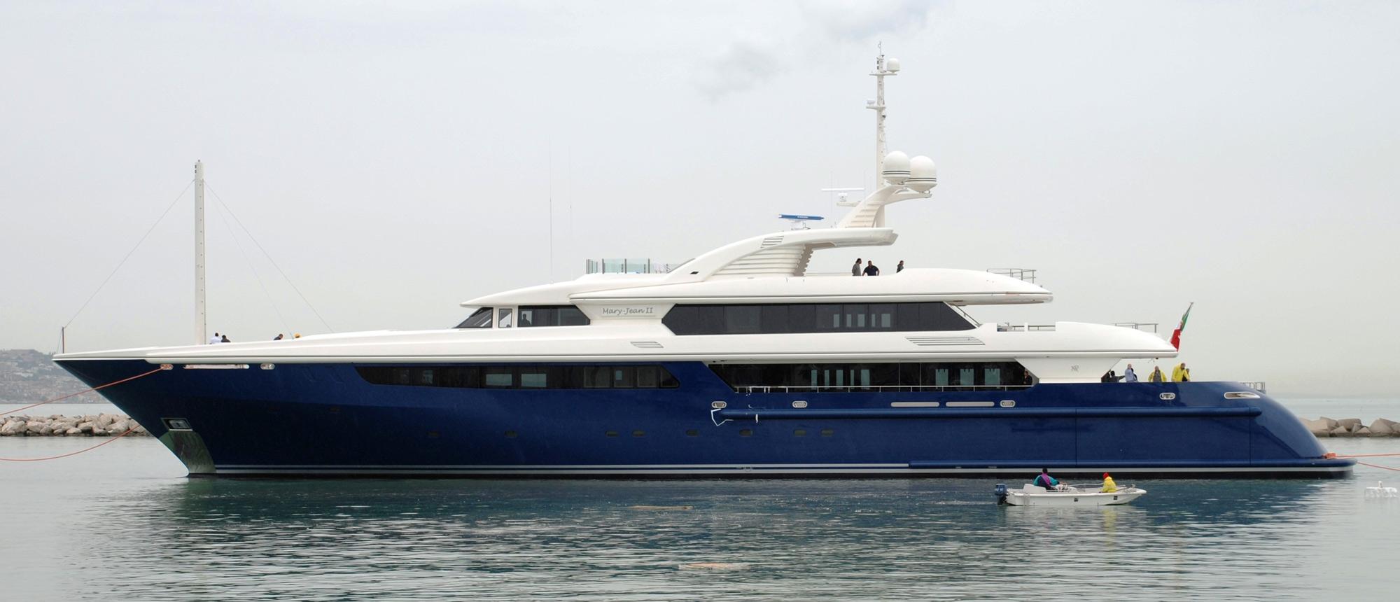 Yacht - ISA-600_01-Mary-Jean-II