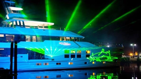 Big Fish Laser Show