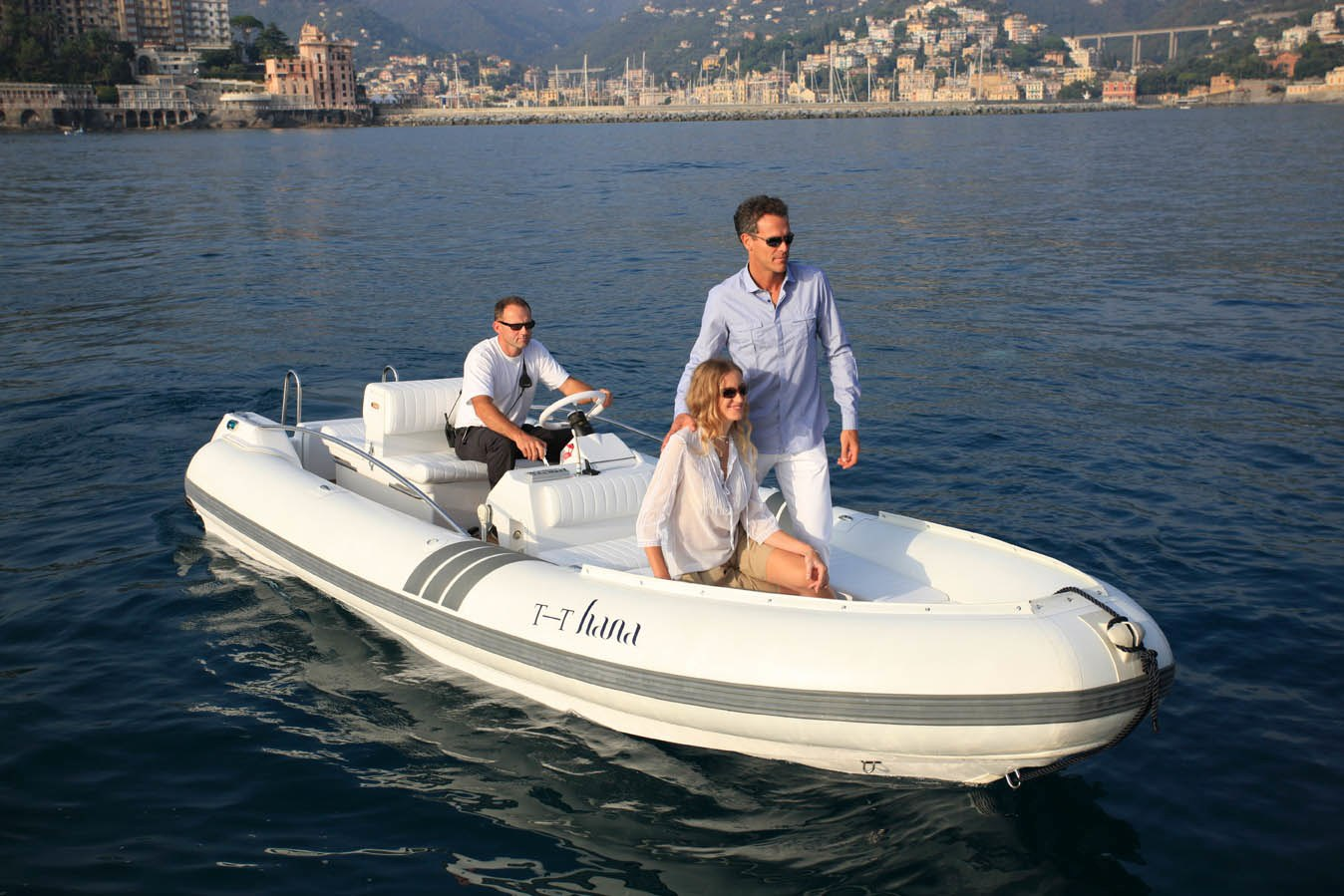 Charter Yacht HANA - Tender