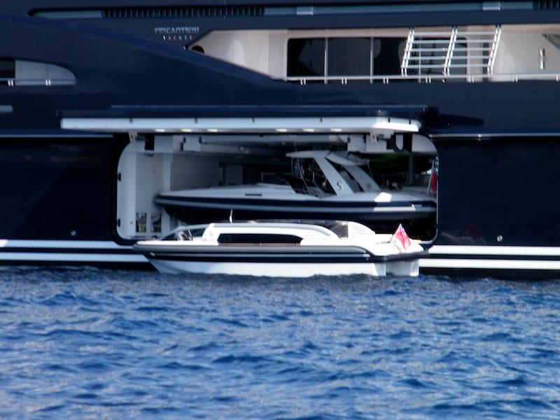 SERENE Yacht - Tenders SERENE Yacht - Tenders - Photo Sacha Suzanne Hart