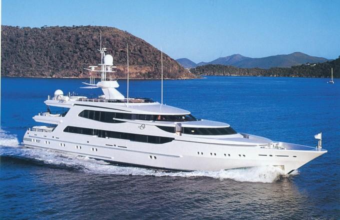 Luxury Yacht Lazy Z by Oceanco