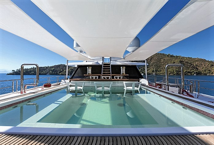 yp33_Axioma_5 Luxury yacht AXIOMA - Bridge deck bar