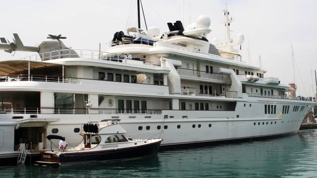 yacht Tatoosh