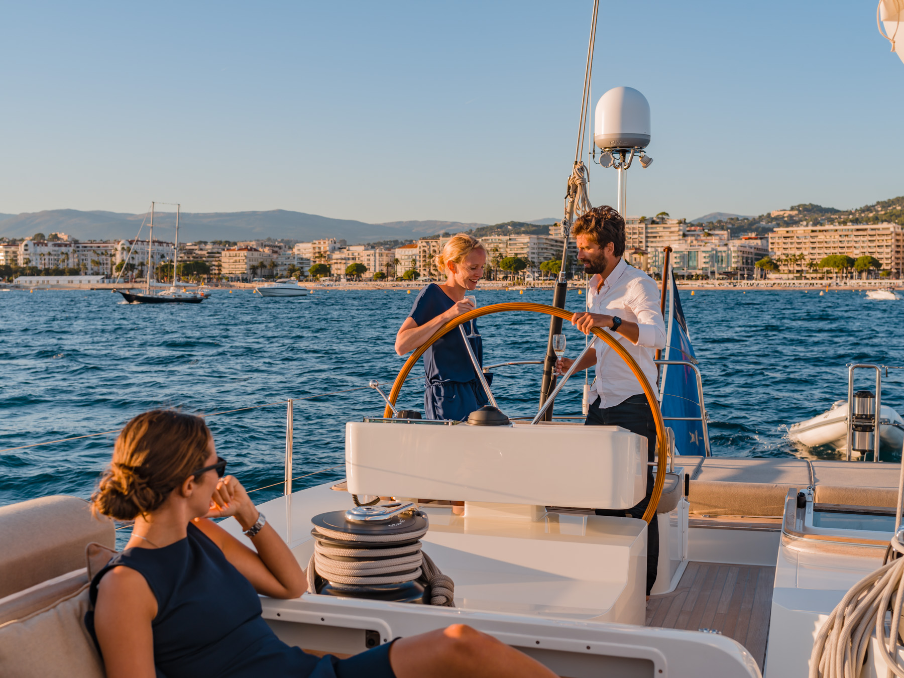 The Essential South of France Yacht Charter Itinerary | CHARTERWORLD