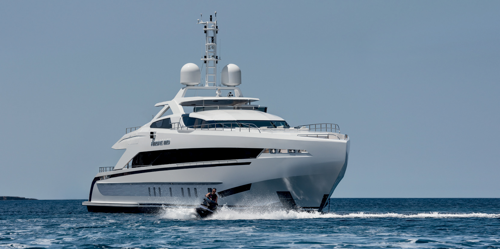 Browse yacht charters by size and length  | CHARTERWORLD