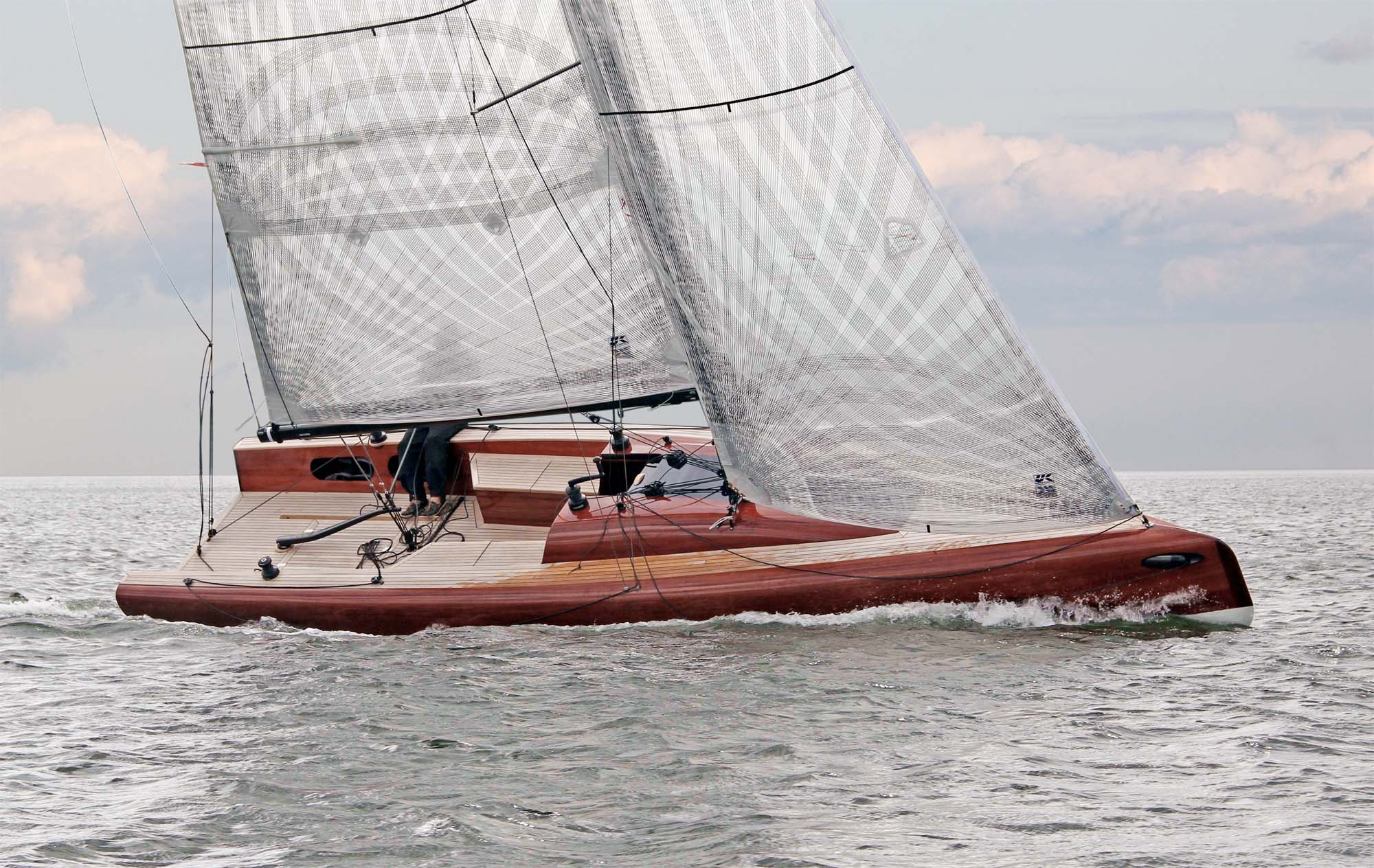 Sailboat charter designs. Bareboat, luxury yachts ...