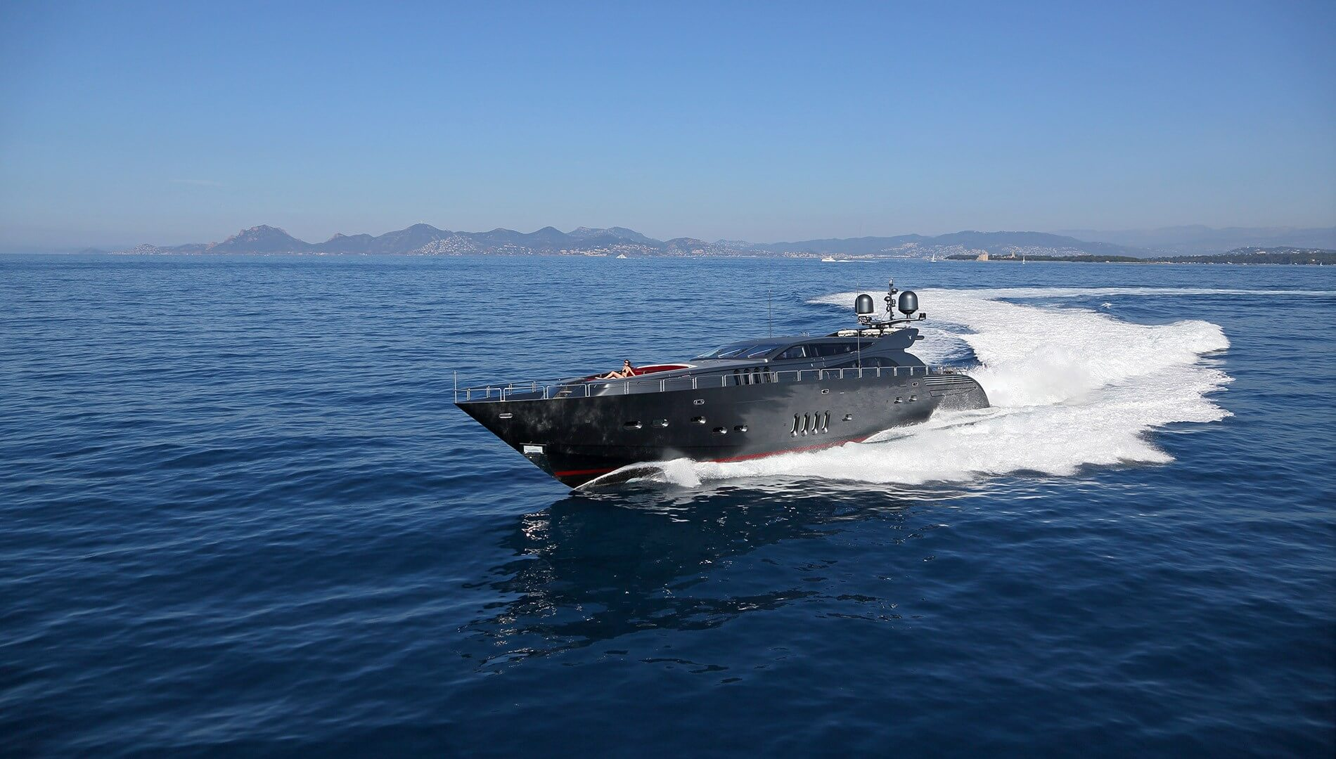 Leopard Yachts | CHARTERWORLD Luxury Yachts For Charter