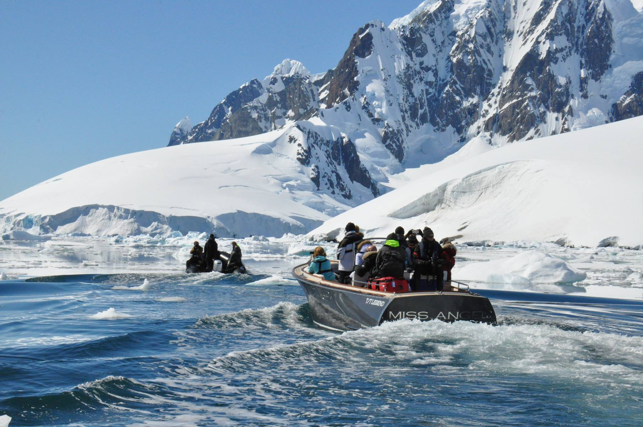 Antarctica yacht charters expedition explorer luxury superyacht 2 of 15 publicscrutiny Images