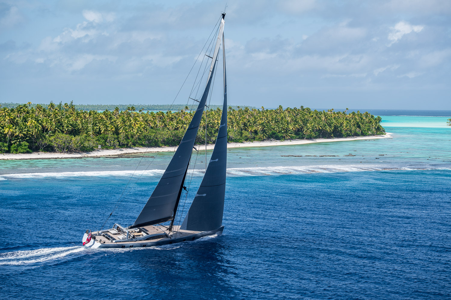 Pacific Ocean Yacht Charters | The 2019/20 Guide | CharterWorld