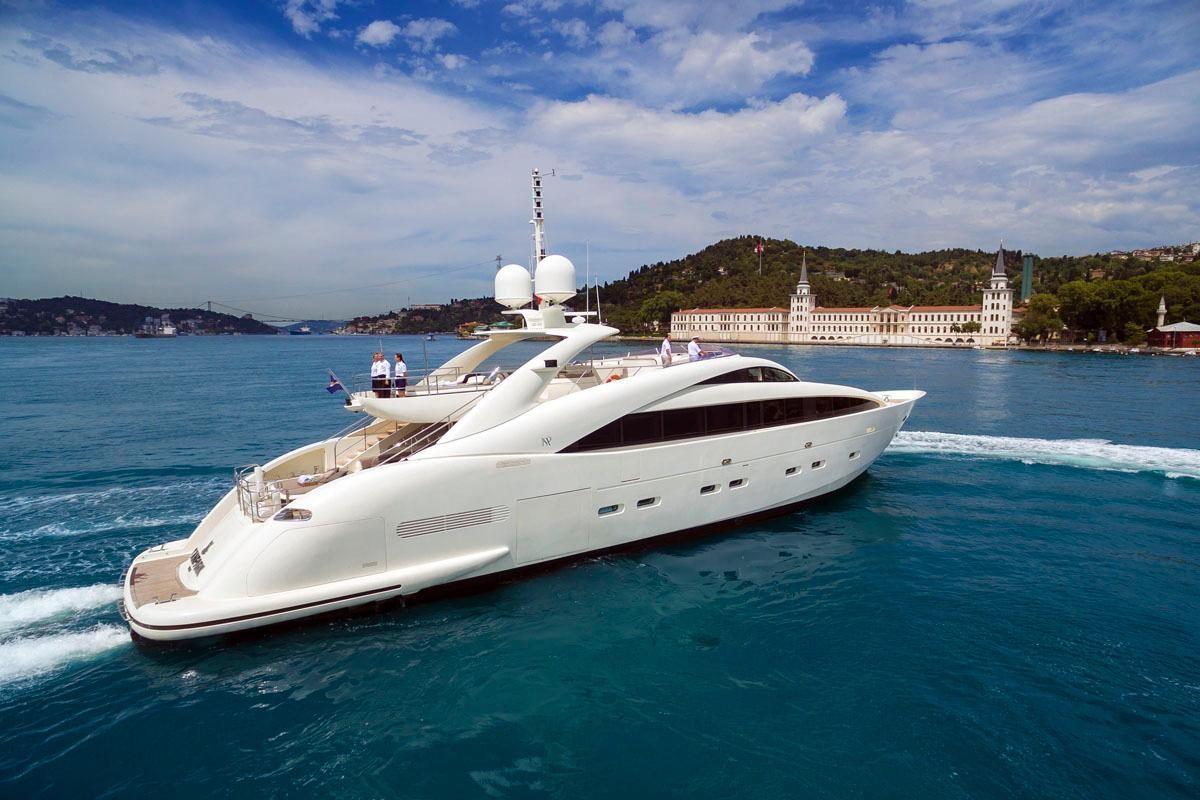 ISA YACHTS   CHARTERWORLD Luxury Yachts For Charter