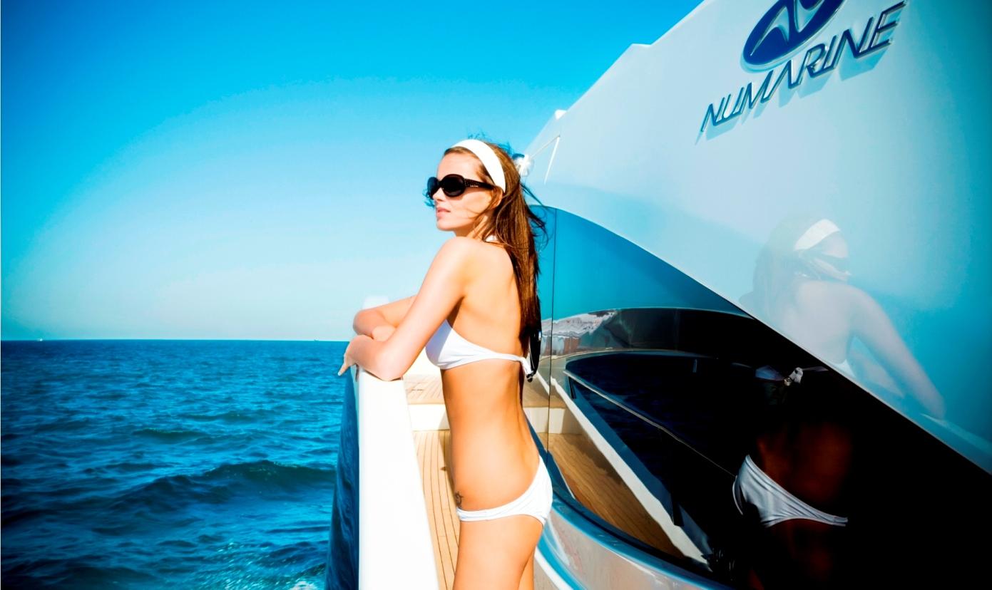 госпожа на яхте - 11