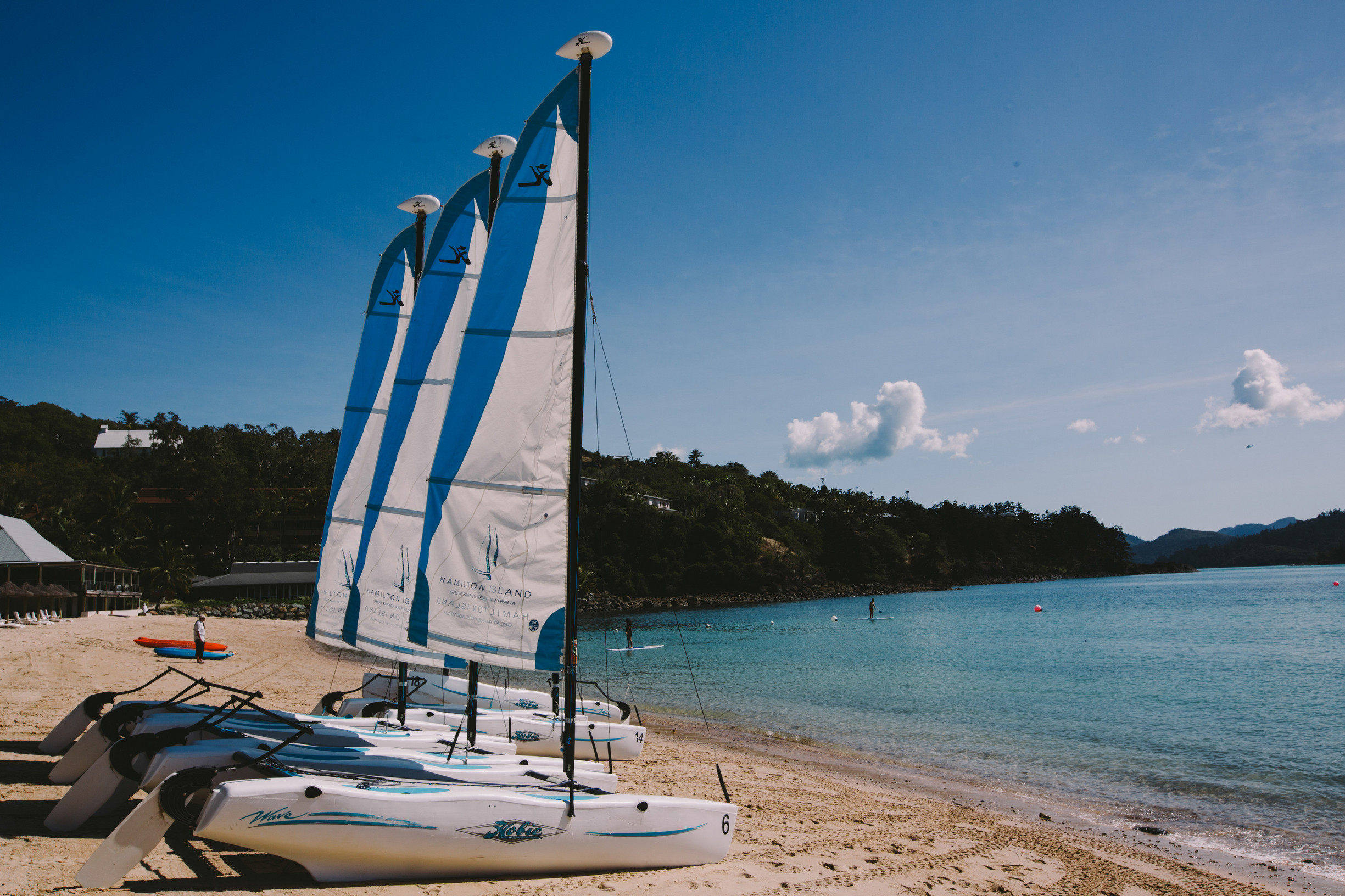 Whitsundays yacht charter and charter boats in Australia and