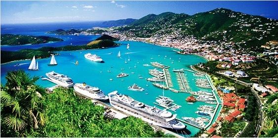 Yacht Haven Grande St Thomas Virgin Islands