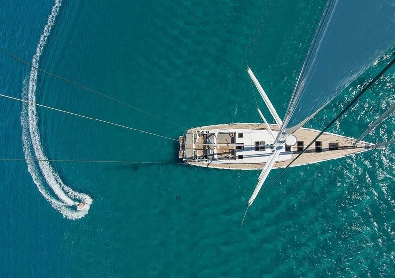 The 19m Yacht AMANDINE