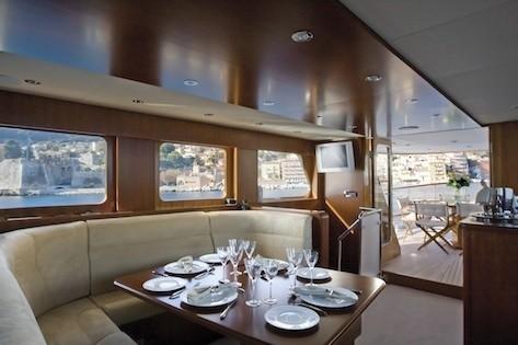 The 20m Yacht LABRADOR